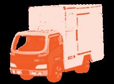 冷蔵冷凍車