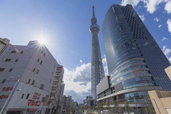 トラック買い取り対応エリア | 東京都