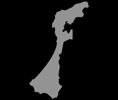 トラック買い取り対応エリア | 石川県