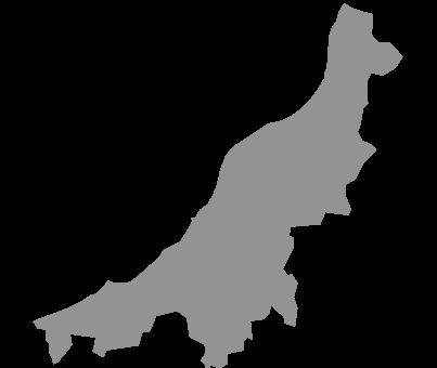 トラック買い取り対応エリア | 新潟県