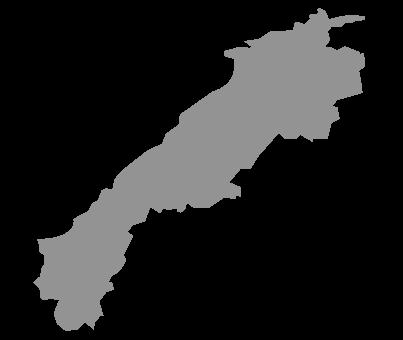 トラック買い取り対応エリア   島根県